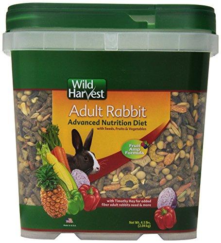 Is Wild Harvest Rabbit Food Good